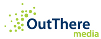 Out there media logo
